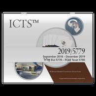 ICTS 2018-2019 Wall Calendar