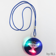 Chanukah Light-Up Pendant Necklace