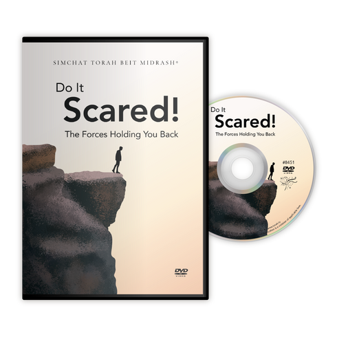 """What is your greatest fear? Let's be real, fear is a choice. You can still do what you think is """"impossible,"""" even though you may be scared to do it. This teaching will help you get there."""
