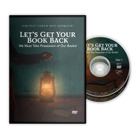 What is your life story? Is there a chance this book has been lost to another who is trying to rewrite the pages of your life? There must be a way to get your book back!