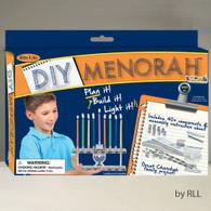 DIY Menorah Kit