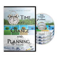 Time, Change, and Planning, Vol. 1