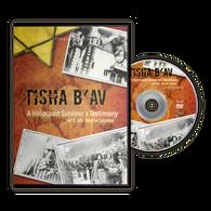 Tisha B'Av: A Holocaust Survivor's Testimony with Mr. Bernie Sayone
