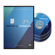 Civil Law vs. Criminal Law