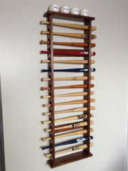 16 MINI BAT WALL DISPLAY MBC16