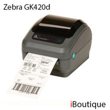 Zebra GK420d Advanced Desktop Printer Direct Thermal Printer (GK42-2025P0-000)