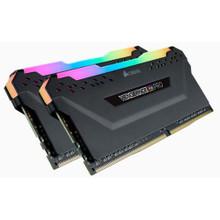 Corsair VENGEANCE RGB PRO 16GB 2 x 8GB DDR4 DRAM 3200MHz C16 CMW16GX4M2C3200C16