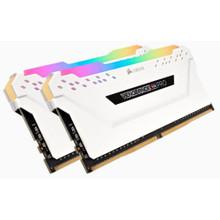 Corsair VENGEANCE RGB PRO 16GB 2 x 8GB DDR4 DRAM 3200MHz C16 CMW16GX4M2C3200C16W