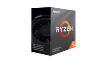 AMD Ryzen 5 3600 6 CPU Cores 12 Threads AM4 Wraith Stealth (100-100000031BOX)