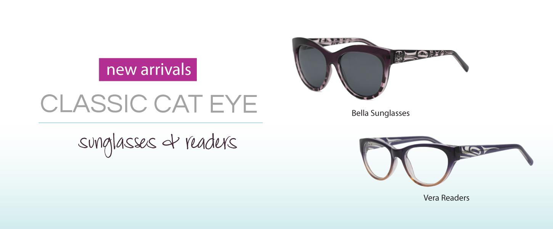 New Cat Eye Styles