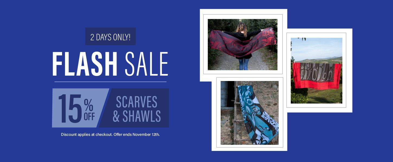 scarf sale