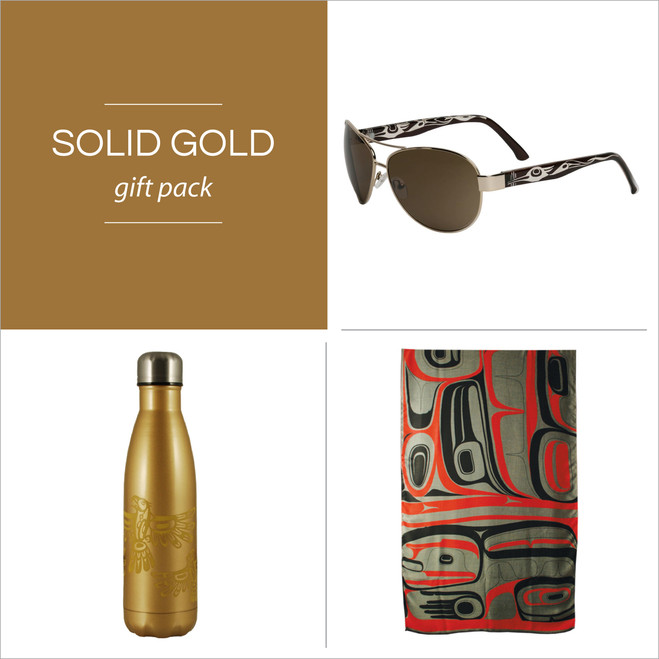 Solid Gold Gift pack