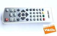Bush DFTA14 Freeview Remote Control