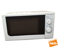 Manual Microwave Oven 700W 17L - White