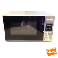 17L Stainless Steel Digital Microwave Oven With Grill 800W
