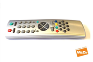Hanseatic CTV70-1650S CTV70-1696 TV Remote Control