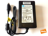 CWT Channel Well Technology PAA040F Power Supply AC Adapter 12V 3.33A 4 PIN DIN