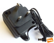 DVE DVR-0930ACUK-3512 AC ADAPTOR UK PLUG 9V 300mA