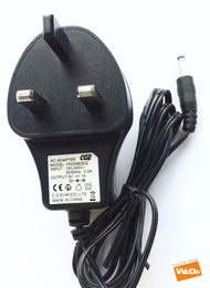 ASDA PTDVD7 DVD PLAYER PA009EB02 POWER SUPPLY AC ADAPTER 9V 1A