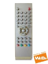 CELLO LCD TV REMOTE CONTROL …