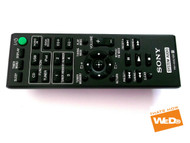 SONY RM-AMU186 AUDIO HIFI SYSTEM REMOTE MHC-EC719IP MHC-EC919IP