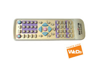 AKURA ADV147AS DVD PLAYER REMOTE CONTROL