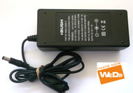 BUSH LCD15DVD013 NU60-2120500-13 POWER SUPPLY ADAPTER 12V 5A