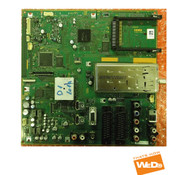 Sony 1-874-734-11 BE1F MAIN AV INPUT SMALL SIGNALS BOARD From KDL-40V3000