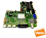 Goodmans CV9202H-D 120721C Main AV Board for GVLEDHD32DVD Cello PO SD05 13