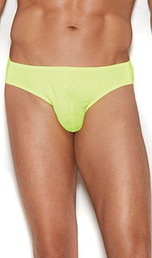 Men's thong back brief.