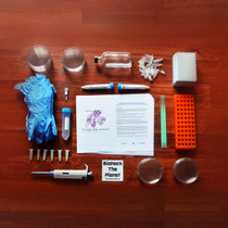 DIY Bacterial Gene Engineering CRISPR Kit
