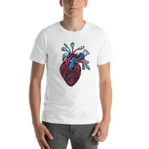Biohacker's Heart T-shirt