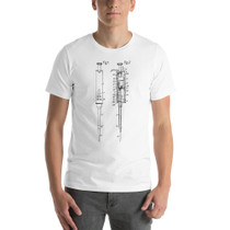 Pipette Schematic T-Shirt