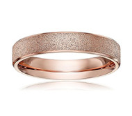 womens titanium wedding ring bands rose gold, womens wedding band rose gold