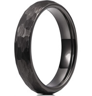 womens tungsten wedding bands black, tungsten ring black womens