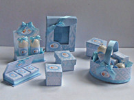 Download - Modern Nursery - Baby Boy No2 KIT