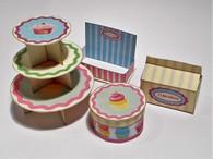 Cupcakes kit no2
