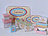Cupcakes kit no3
