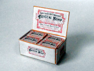 Download - Crystal Soap display box