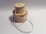 Kit - Toile Hat Box set - beige