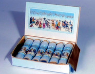 Kit - Christmas Crackers - Pale Blue