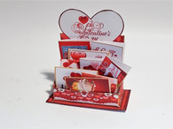Valentines Card Display Stand