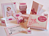 Download - Nursery Gingham - Pink