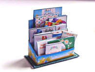 KIT-Easter Card Display - modern