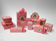 Download - Easter Boxes - Pink with Easter Egg