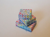 Pastel Baby - set of 3 gift boxes