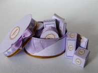 Download - Laduree Hamper - Lilac