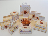 Download -  Chocolate Cup Cake Kit- Bakery/Sweet Shop/Confectionery
