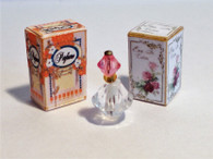 Kit - Eau De Toilette & Perfume Boxes plus perfume bottle
