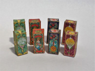 Download -4 designs/2 sizes American Perfumer Design vintage perfume boxes c1910 No1
